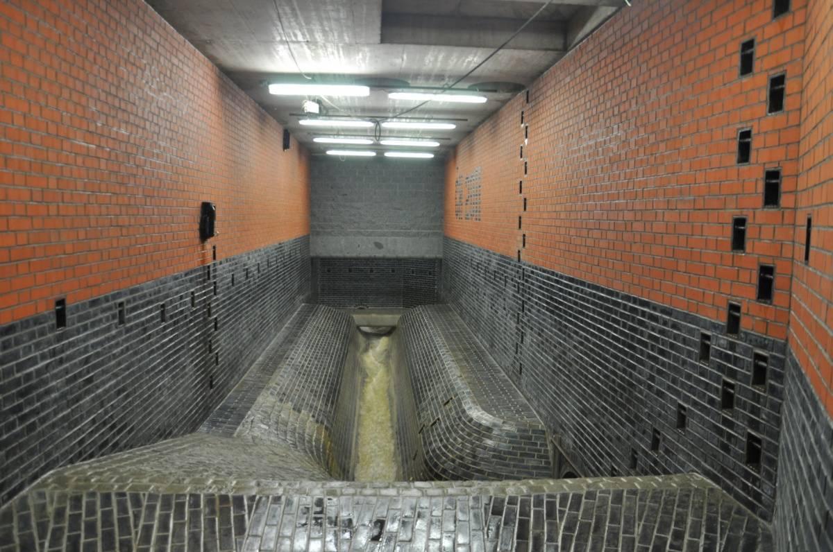 Kanalizační cihly od firmy Lipea jsou nedílnou součástí pražských kanalizačních stok