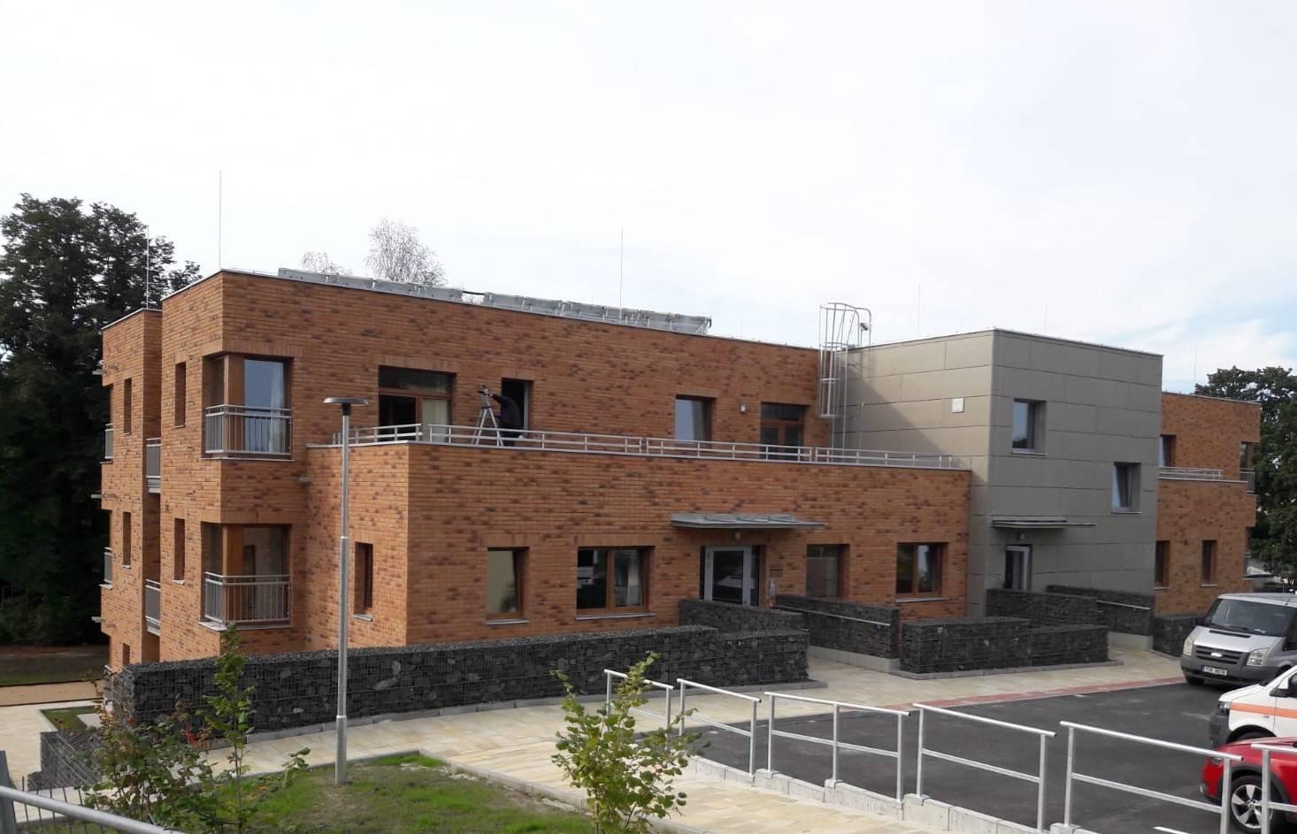 Oblastní charita Česká Kamenice