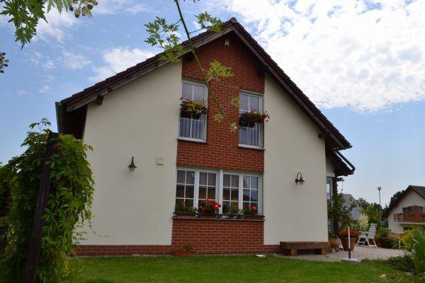 LIPEA - ukázka RD/ obkladový pásek Feldhaus Klinker R 487 terreno rustico /www.lipea.cz