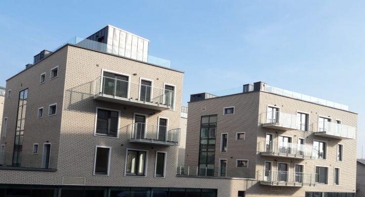 LIPEA - Rezidence Sacre Coeur, Praha 5 - Smíchov, obkladové pásky R 691 NF 14 sintra perla/ www.lipea.cz