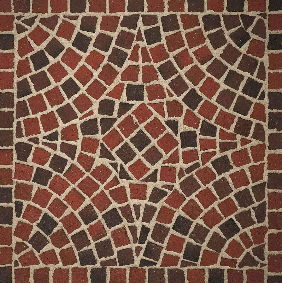 Mozaika M 403 gala flamea