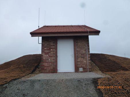 LIPEA - lícová cihla K 690 sintra ardor blanca - Vodojem Dolní Cetno/ lícové zdivo/ cihlová fasáda/ www.lipea.cz