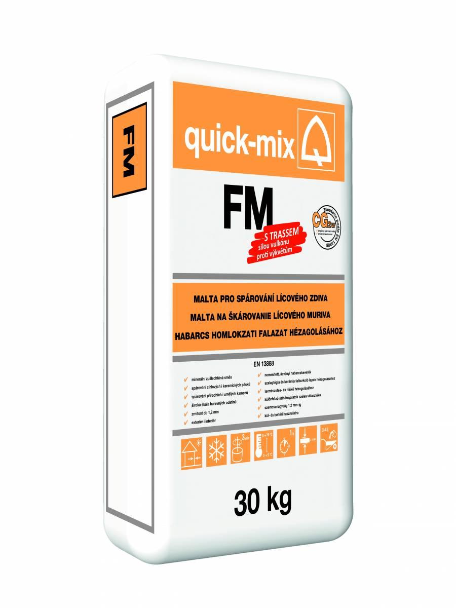 LIPEA/ FM - spárovací hmota pro cihelné pásky