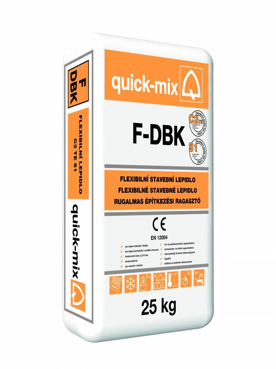LIPEA/ F-DBK - flex.lepidlo pro pokládku podlah.keramiky