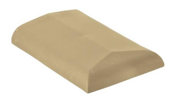 Keramické stříšky/ zákrytové desky - odstín béžový