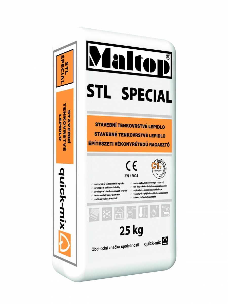 LIPEA/ STL SPECIAL stavební tenkovrstvé lepidlo