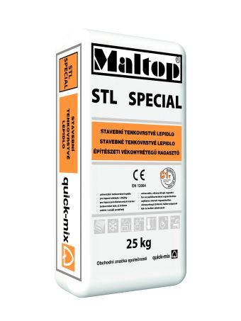 STL SPECIAL - stavební tenkovrstvé lepidlo tř. C1 T