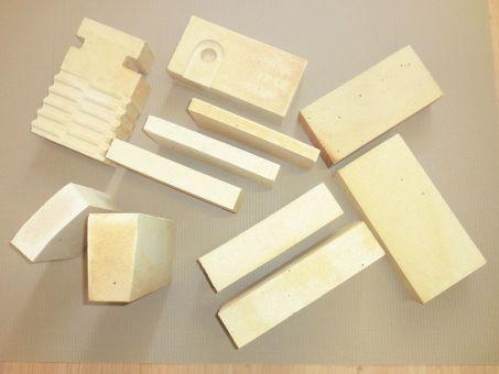 LIPEA - šamotové cihly/ šamotky/ šamotové plátky