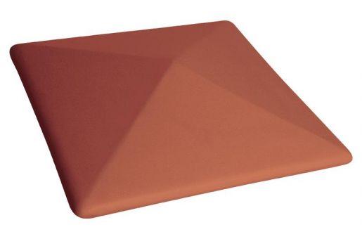 Cihelná stříška  - odstín cihlově červený
