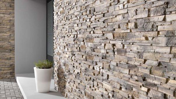 LIPEA - Grenada 1 - RUSSET, betonový obklad imitující kámen/ kamenný obklad z lehčeného betonu www.lipea.cz