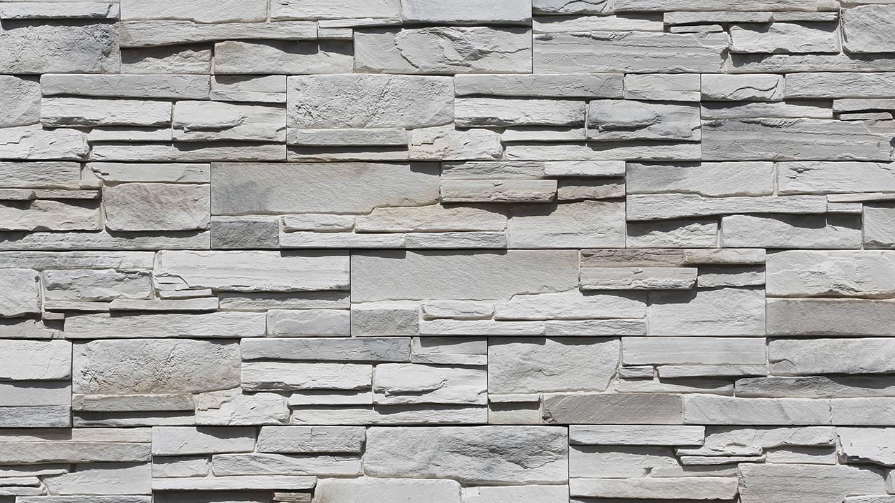 LIPEA - Grenada 2 - FROST, betonový obklad imitující kámen/ kamenný obklad z lehčeného betonu www.lipea.cz