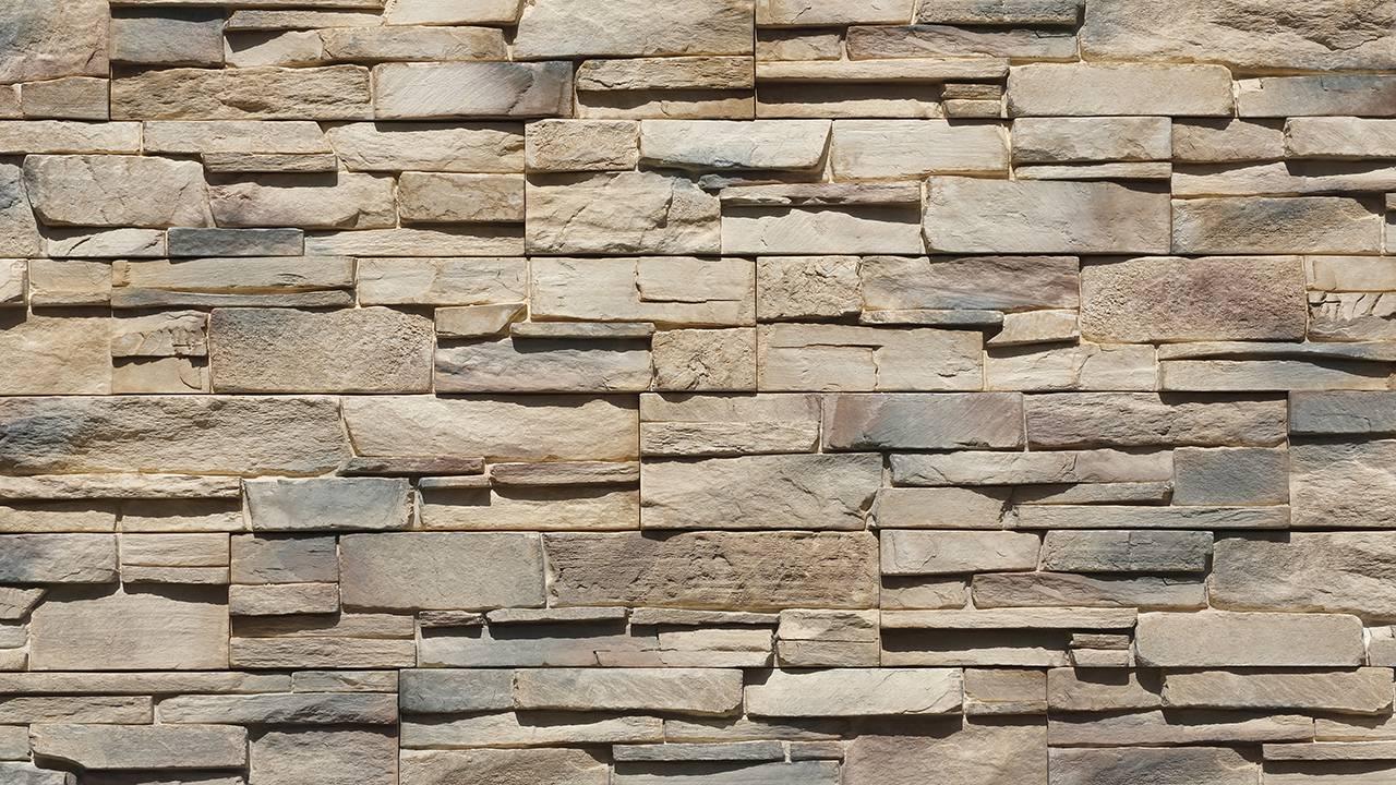 LIPEA - Grenada 3 - MOCCA, betonový obklad imitující kámen/ kamenný obklad z lehčeného betonu www.lipea.cz