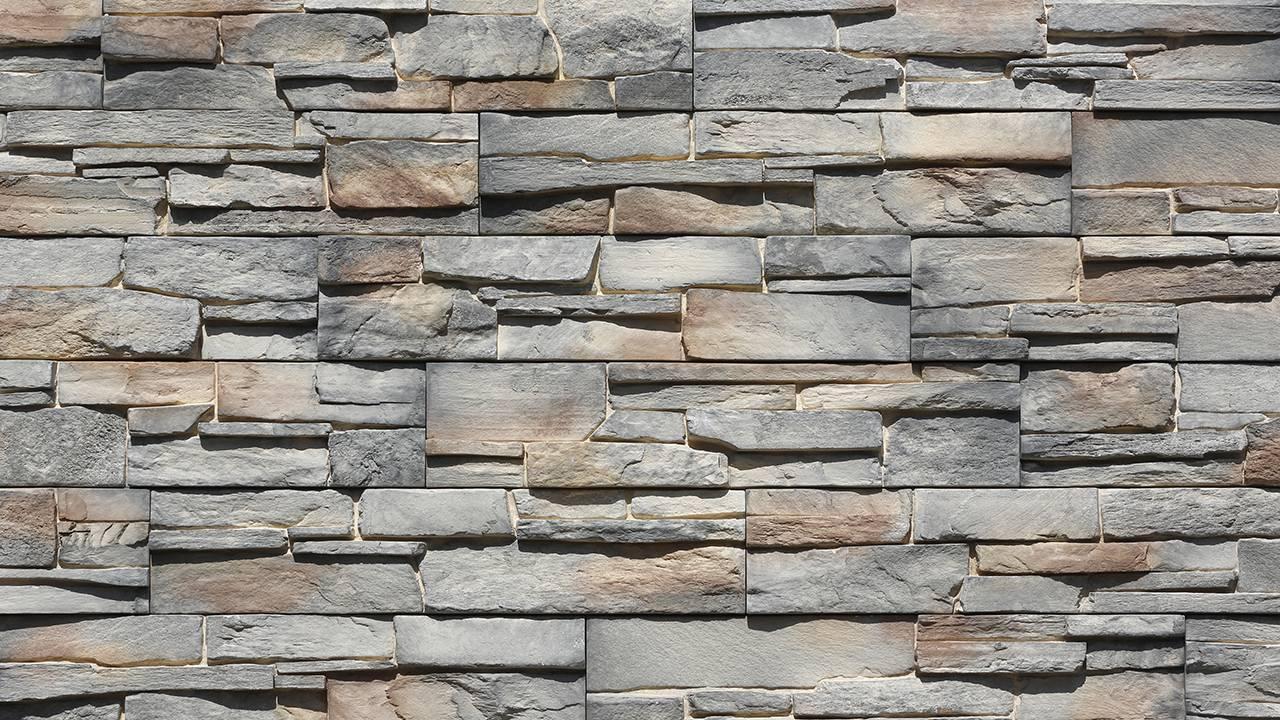 LIPEA - Grenada 4 - VOLCANIC, betonový obklad imitující kámen/ kamenný obklad z lehčeného betonu www.lipea.cz