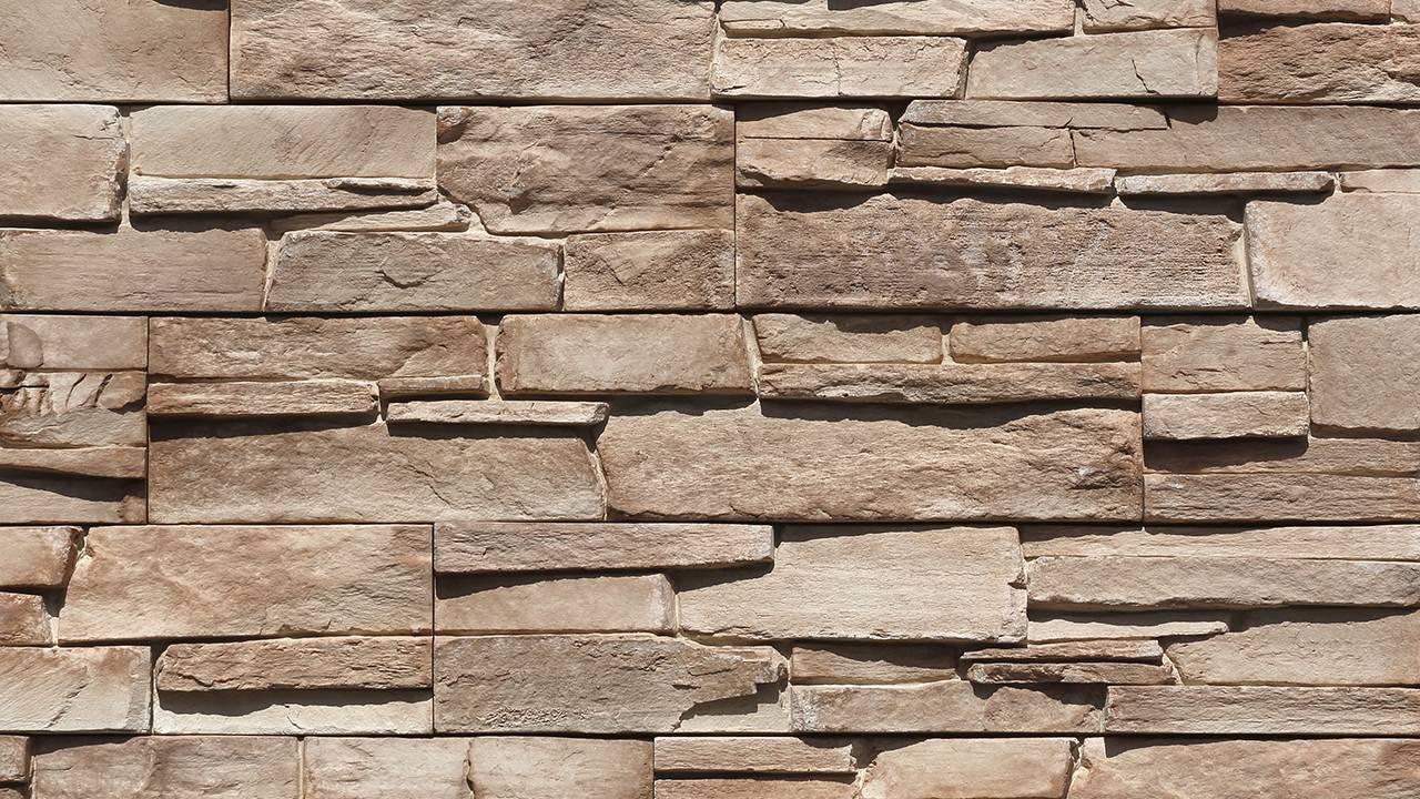 LIPEA - Grenada 6 - ROSE, betonový obklad imitující kámen/ kamenný obklad z lehčeného betonu www.lipea.cz