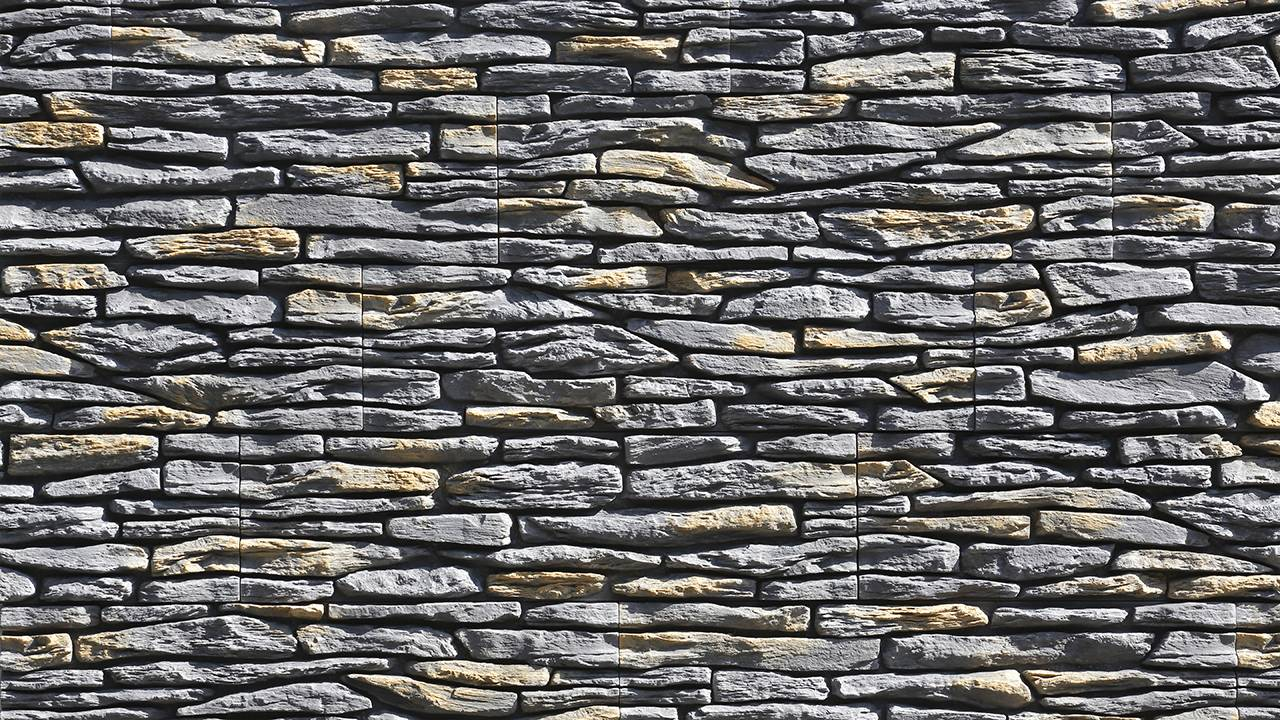 LIPEA - California 2 - GREY, betonový obklad imitující kámen/ kamenný obklad z lehčeného betonu www.lipea.cz