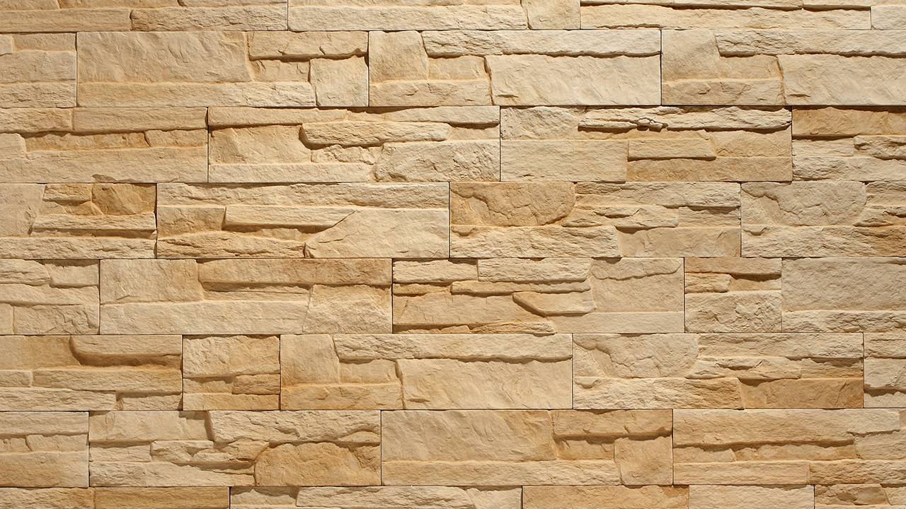 LIPEA - Nepal 2 - DESERT, betonový obklad imitující kámen/ kamenný obklad z lehčeného betonu www.lipea.cz