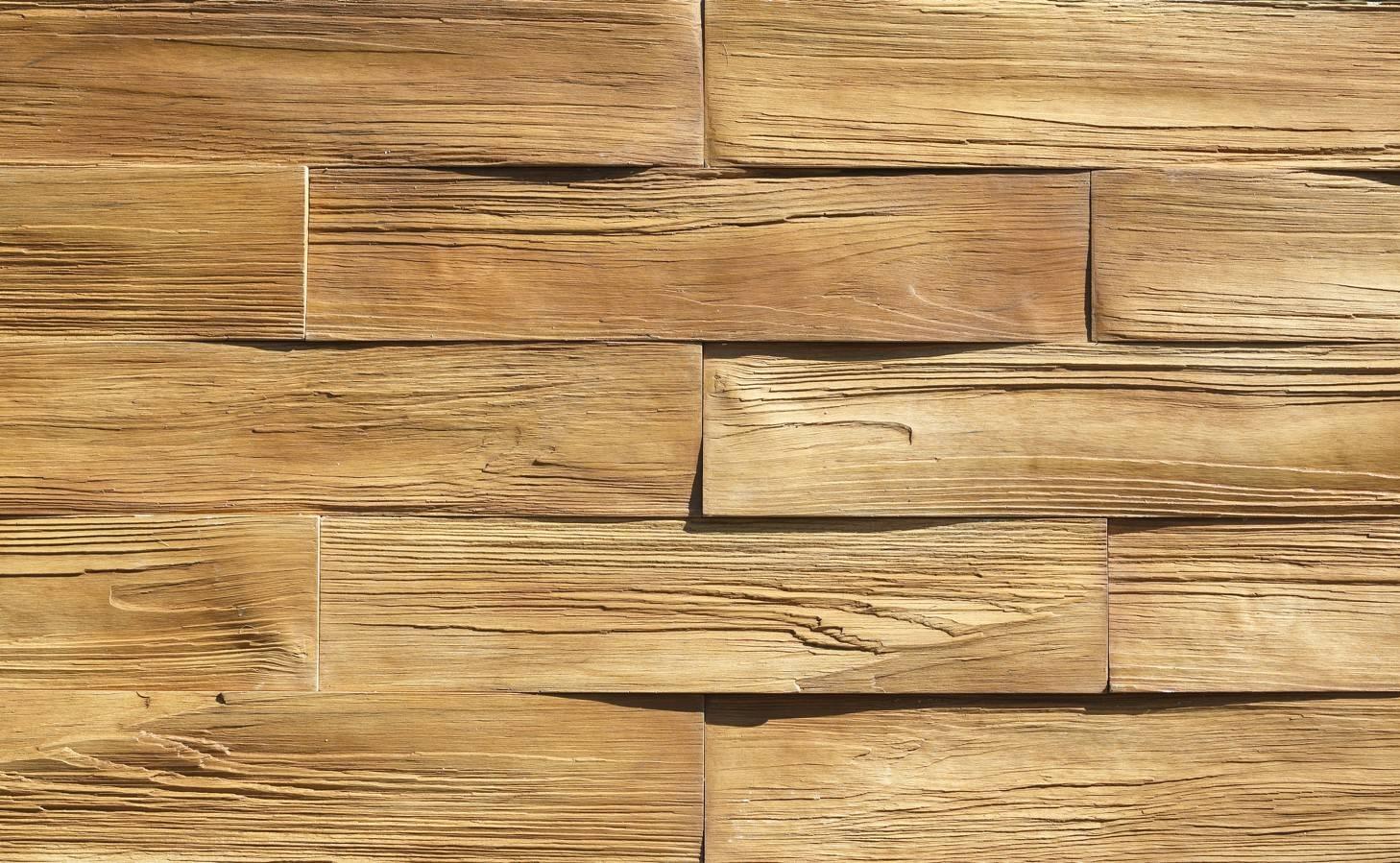 LIPEA - Timber 1 - WOOD, betonový obklad imitující staré dřevo/ dřevěný obklad z lehčeného betonu www.lipea.cz