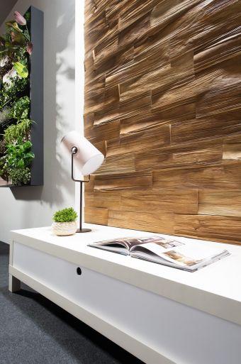 CS: LIPEA - Timber 1 - WOOD, betonový obklad imitující staré dřevo/ dřevěný obklad z lehčeného betonu www.lipea.cz