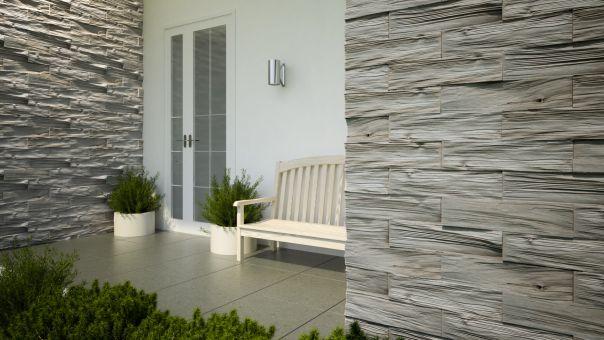 LIPEA - Timber 3 - GREY, betonový obklad imitující staré dřevo/ dřevěný obklad z lehčeného betonu www.lipea.cz
