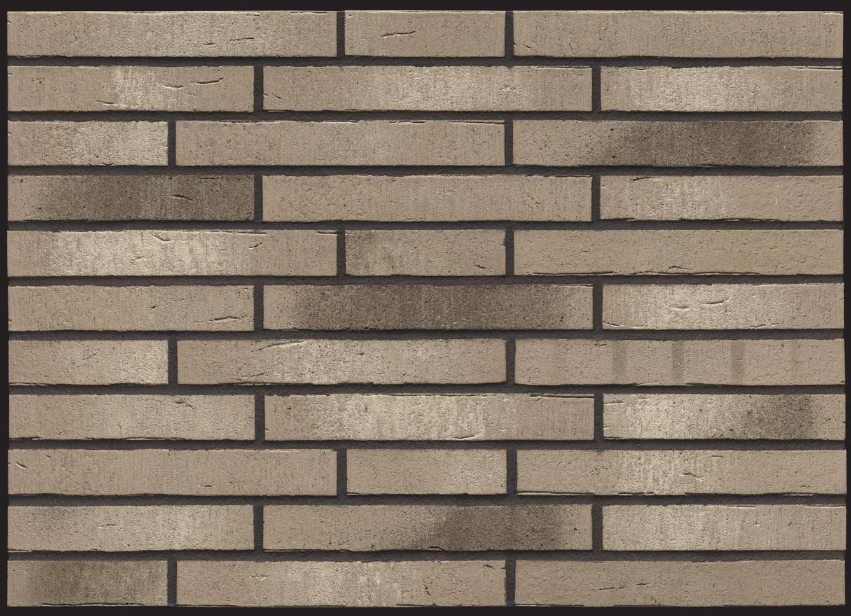 LIPEA - obkladový cihelný pásek R 764 XLDF vascu argo rotado / fasáda z obkladových pásků/ cihlové pásky/ cihličky na fasádu/ www.lipea.cz