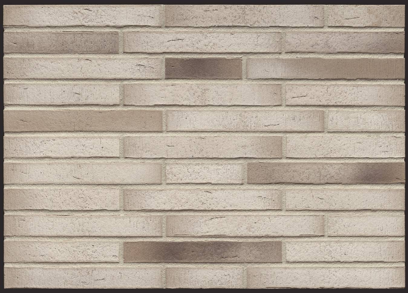 LIPEA - obkladový cihelný pásek R 942 XLDF vario argo contras / fasáda z obkladových pásků/ cihlové pásky/ cihličky na fasádu/ www.lipea.cz