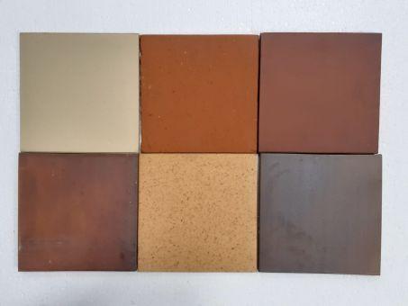 Dlažba mix barev 240×240×12-17mm