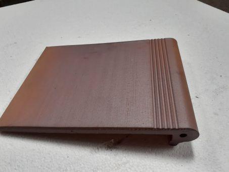 LIPEA - pálená cihlová schodnice mix barev 240×300×18-22 mm