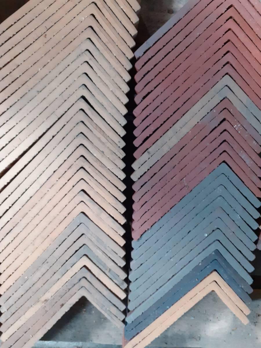 LIPEA - rohový cihlový pálený pásek mix barev/ www.lipea.cz