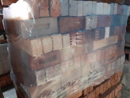 LIPEA - rustikální pálená lícová cihla mix barev 215×100×65mm/ www.lipea.cz
