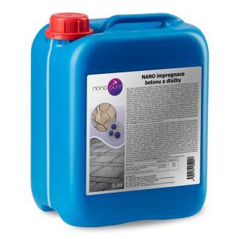 Nano impregnace betonu a dlažby - 5l