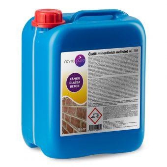 Nano čistič minerálních nečistot - 5l