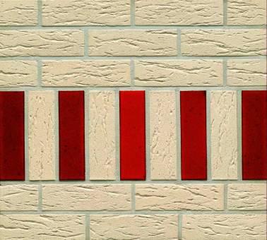 GLASO  glazovaný obkladový klinkerový pásek