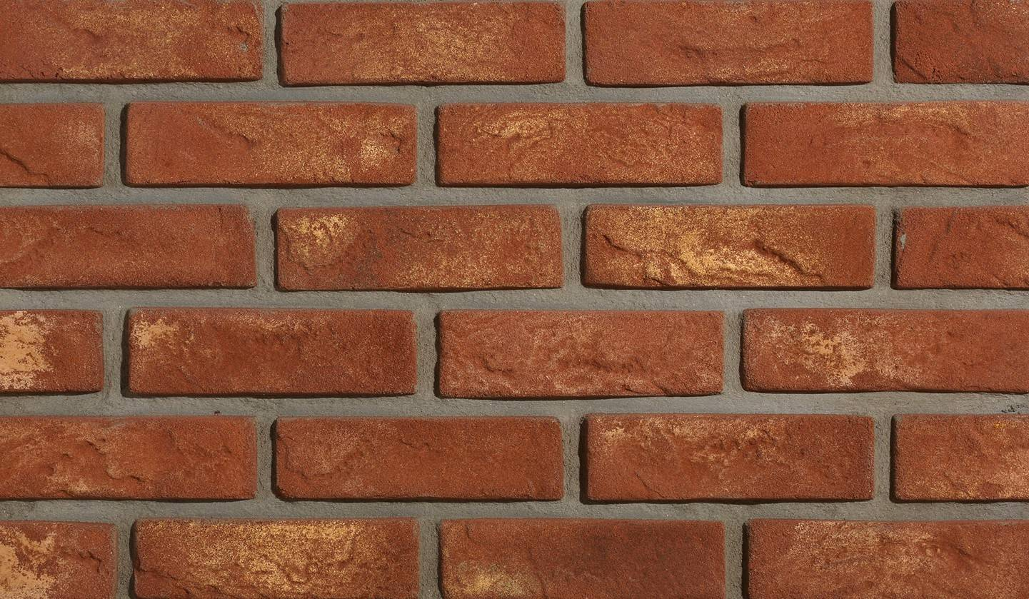 LIPEA - CAMBRIDGE 4, betonový obklad imitující pálenou cihlu/ materiál lehčený beton/ www.lipea.cz