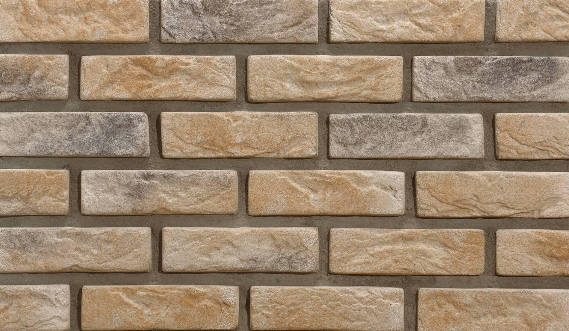 LIPEA - CAMBRIDGE 2, betonový obklad imitující pálenou cihlu/ materiál lehčený beton/ www.lipea.cz